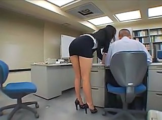 Asian Office Secretary