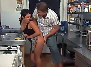 Kitchen Kitchen Sex