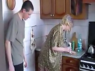 Kitchen Son Kitchen Sex Mother