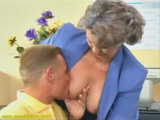 Mature Office Secretary Blowjob Mature Crazy Mature Blowjob