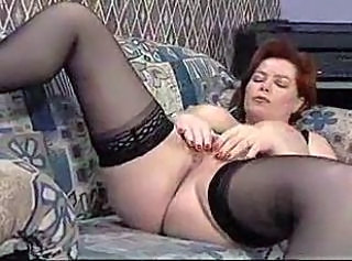 Casting Masturbating Stockings Stockings