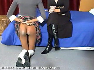 Pain Spanking Teacher Punish Teacher Teen