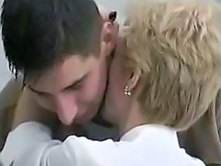Blonde Kissing Mature Blonde Mature Mother