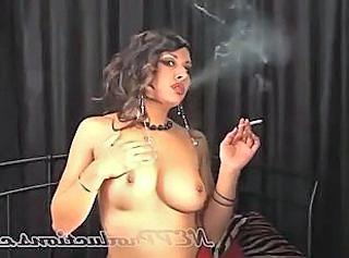 Fetish Smoking