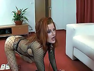 Fetish Fishnet Drilled