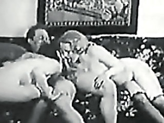 Blowjob Threesome Vintage Crazy
