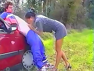 Asian Blowjob Car Clothed Hardcore Outdoor Car Blowjob Clothed Fuck Outdoor