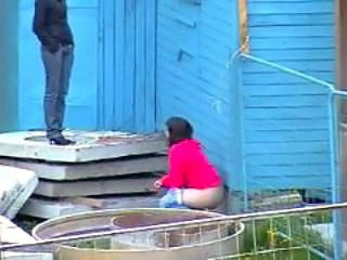 Outdoor Pissing Voyeur Outdoor