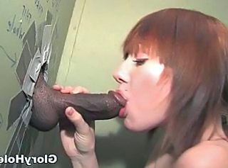 Blowjob Gloryhole Hardcore Interracial