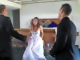 Bride Groupsex Threesome Bride Sex