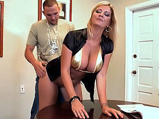 Amazing Babe Blonde Clothed Doggystyle Hardcore  Office Clothed Fuck Milf Babe Office Babe Milf Office Boss Office Milf