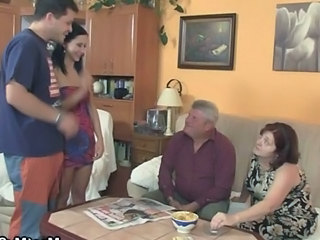 Cute European Family Girlfriend Old and Young Swingers Old And Young Perverted Young Girlfriend Family European