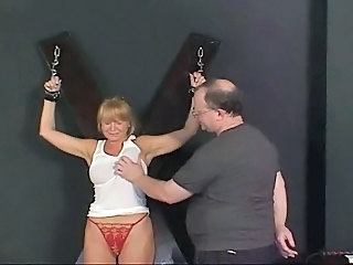 Bdsm Bondage Extreme Fetish Mature Audition Extreme Mature Bdsm