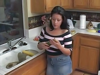 Brunette Insertion Kitchen Solo Insertion Vegetable