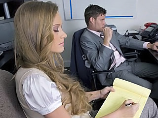 Babe  Office Secretary Office Babe Boss