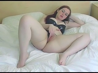Chubby Lingerie Masturbating Natural Orgasm Solo Lingerie Masturbating Orgasm Orgasm Masturbating