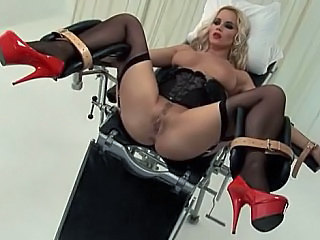 Bdsm Tied Stockings Lingerie