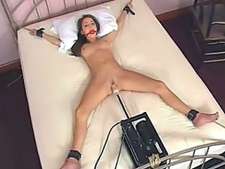Bdsm Machine Tied Bdsm