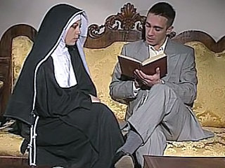 Nun Uniform Sperm