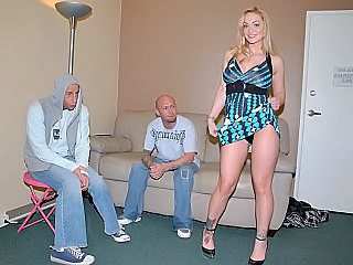 Blonde Cuckold  Wife Wife Milf