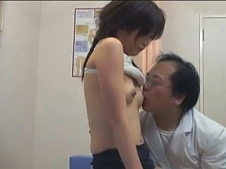 Cute Doctor Skinny Small Tits