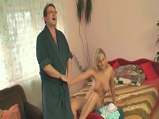 Amateur Homemade Old and Young Grandpa Gay Teen
