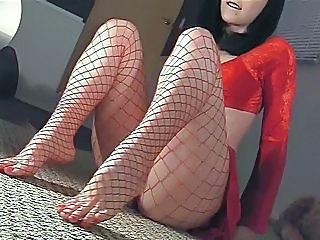 Amateur Fishnet Insertion Fishnet Insertion Amateur
