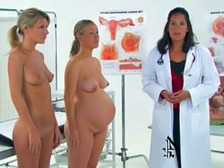 Doctor Pregnant