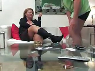 German Mature German Mature Jerk German