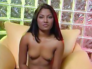 Cute Indian Skinny Small Tits