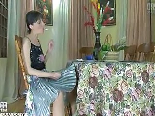 Mature Skinny Smoking Spy Mom Mature Pussy Spy