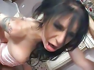 Brunette Bus Forced Mom Tattoo Rough Forced