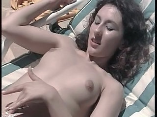 Brunette Nudist Outdoor Small Tits Turkish Outdoor