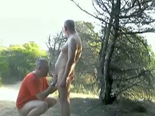 Gay Man Outdoor Outdoor