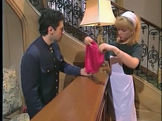 Blonde European French Hardcore Maid Pornstar French + Maid European French Hotel