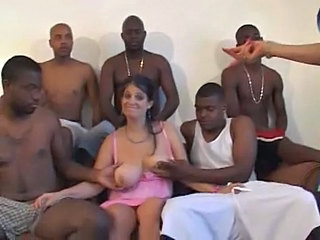 Gangbang Groupsex Indian Interracial Natural Indian Bbw
