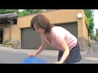 Asian Japanese Mother