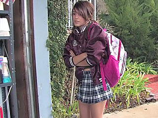 Cute School Skirt