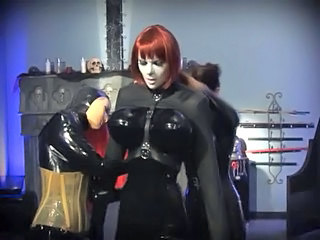Fetish Latex Rubber