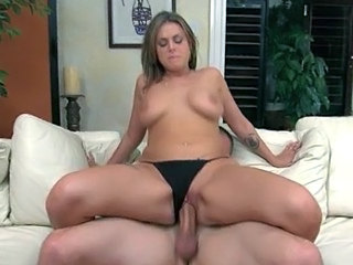 Hardcore Natural Panty Riding Leather