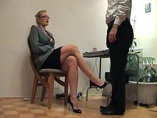 Glasses Legs  Teacher Footjob Foot Milf Ass Teacher Student
