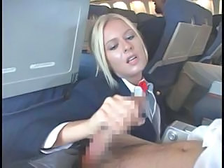Amateur Amazing Blonde Handjob Uniform Handjob Amateur Stewardess Amateur