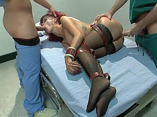 Bondage Fetish Tied