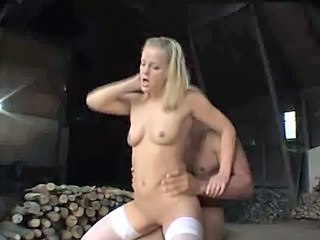 Amateur Blonde Daughter European Hardcore Stockings Daughter Farm Stockings Hardcore Amateur European Amateur