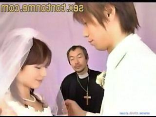 Asian Bride Pornstar Bride Sex Married
