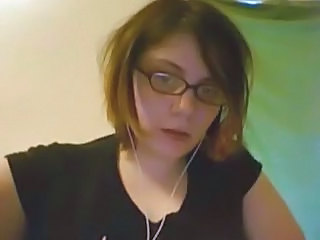 Glasses Goth Webcam Emo