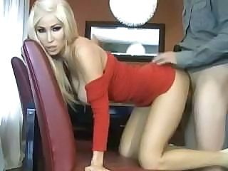 Babe Blonde Doggystyle Hardcore Pornstar
