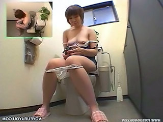 HiddenCam Toilet Voyeur Hidden Toilet Dorm