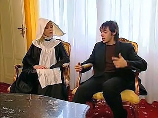 Nun Pornstar Stockings