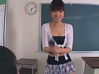 Asian Skirt Teacher Teacher Asian